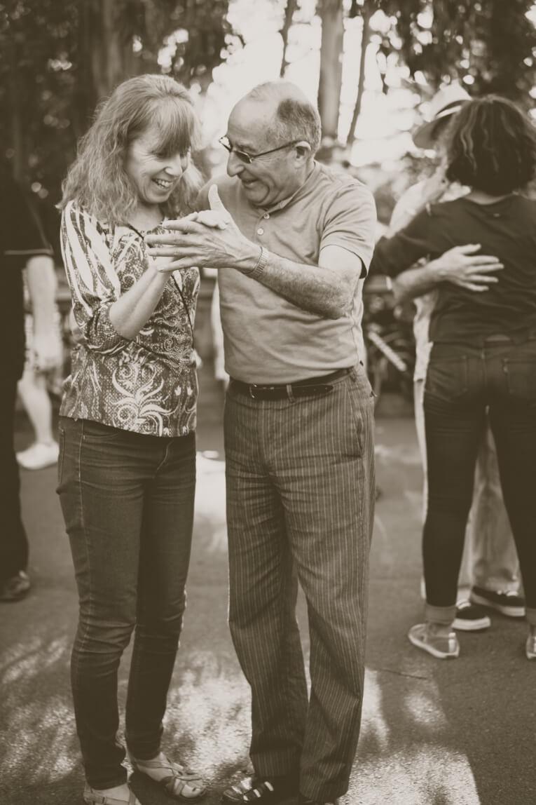 seri de dans